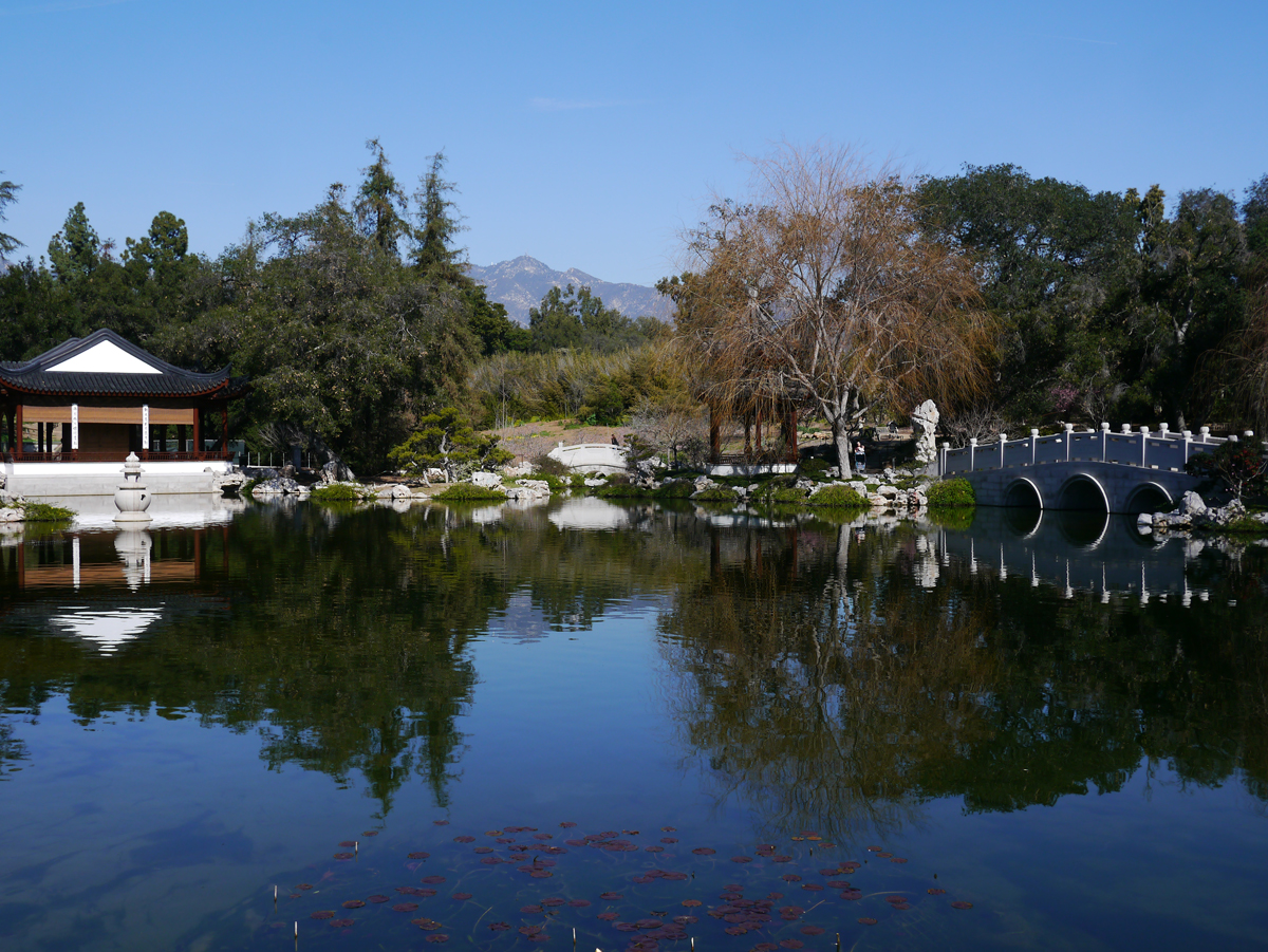 Free Day At The Huntington Library Art Collection And