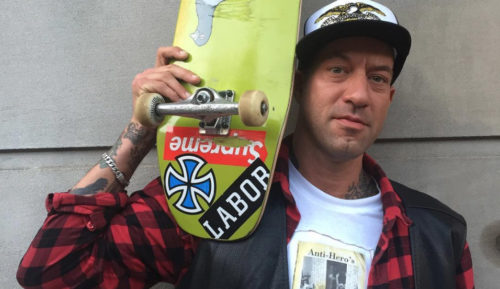 First Professional Skateboarder To Come Out Of The Closet